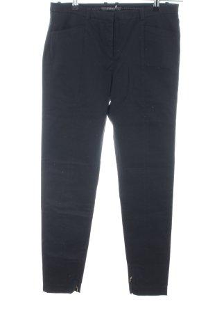 Esprit Pantalon cigarette noir style décontracté
