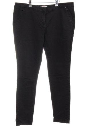 Esprit Pantalone a sigaretta nero stile casual