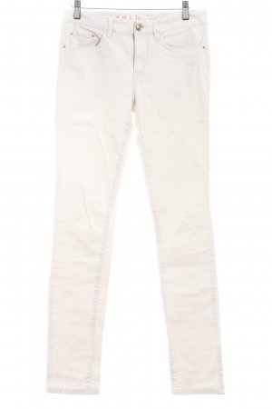 Esprit Drainpipe Trousers oatmeal classic style