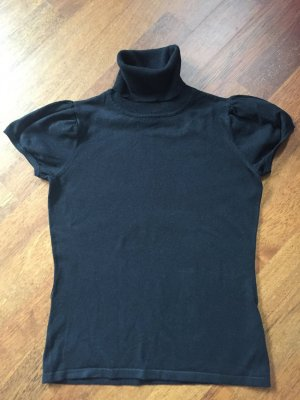 Esprit Jersey de manga corta negro