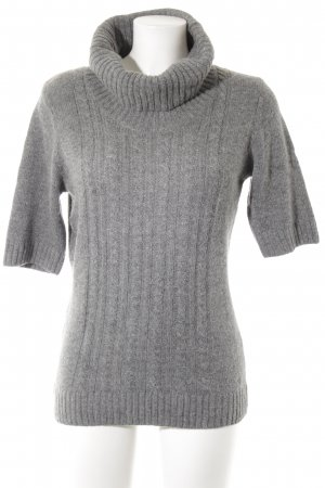 Esprit Turtleneck Sweater light grey casual look