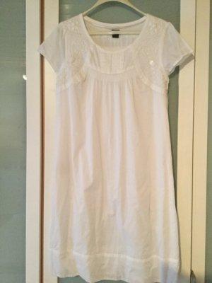 Esprit-Romantisches Kleid im Tunikastyle