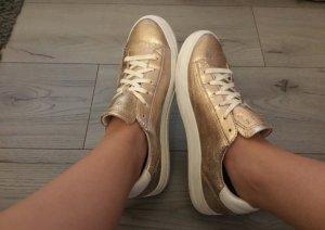 Esprit Rose goldene sneaker