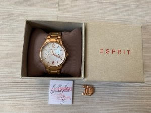 Esprit Roségold Uhr