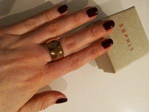 ESPRIT / rosegoldfarbener Ring / 19 mm