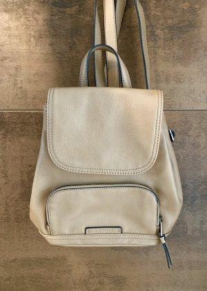 Esprit Shoulder Bag camel-black brown