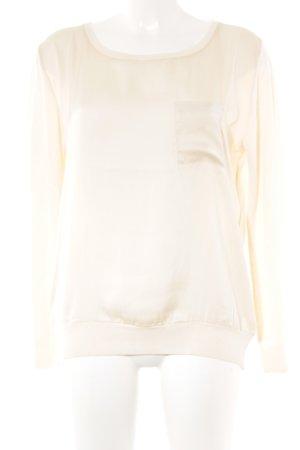 Esprit Crewneck Sweater natural white elegant