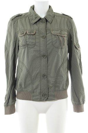 Esprit Safari Jacket khaki casual look