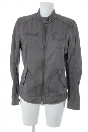 Esprit Safari Jacket grey brown-taupe casual look