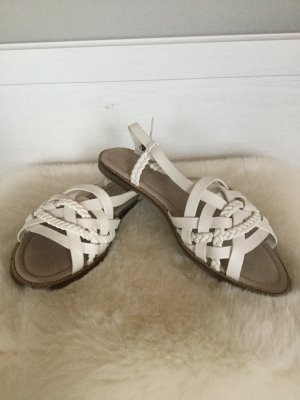 Esprit-Sandalen aus Leder