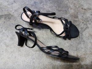 Esprit Strapped High-Heeled Sandals black