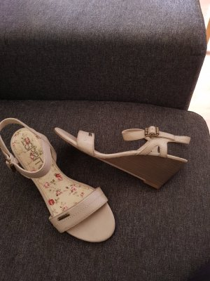 Esprit Strapped Sandals oatmeal-beige
