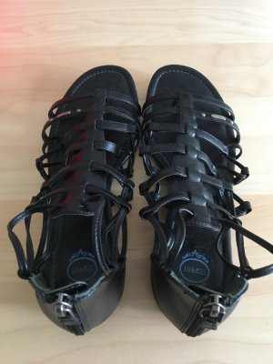 Esprit Sandalen schwarz