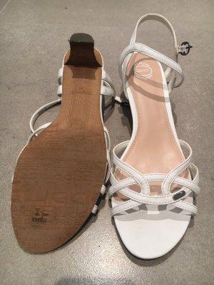 Esprit Strapped Sandals white
