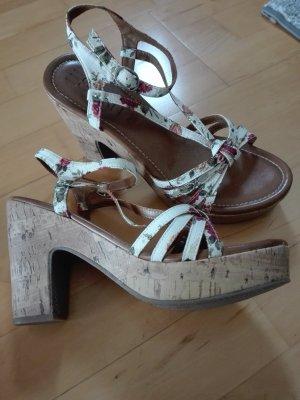 Esprit Sandaletten Gr. 39 ungetragen