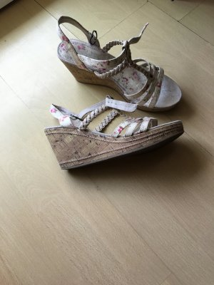 Esprit Sandaletten in weiss