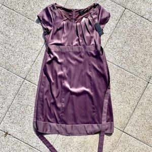 Esprit Abito stile impero viola-grigio-lilla