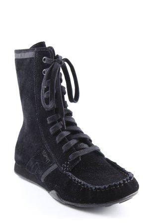 Esprit Jackboots black casual look