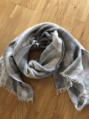 Esprit Sciarpa grigio chiaro-bianco sporco