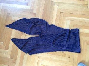 Esprit Schal Blau Baumwolle