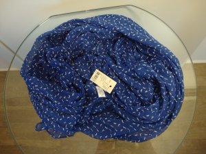 Esprit Schal blau NEU mit Etikett