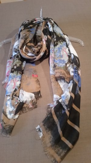Edc Esprit Scarf multicolored