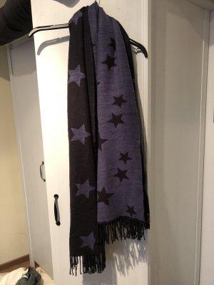 Esprit Schal mit Sternen