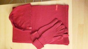 ESPRIT: Schal, Mütze, Handschuhe Set