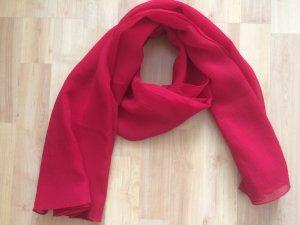 Esprit Schal Tuch rot (wie NEU)