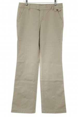 Esprit Pantalón de campana beige estilo safari