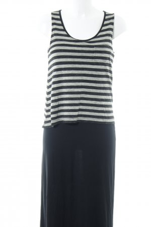 Esprit Tube Dress mixed pattern layered look