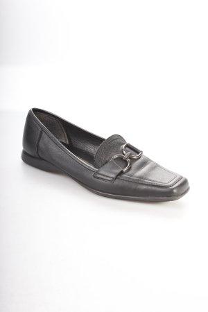 Esprit Schlüpfschuhe schwarz schlichter Stil