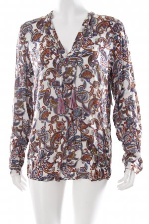 Esprit Schlupf-Bluse florales Muster Casual-Look