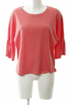 Esprit Schlupf-Bluse hellrot-lachs Casual-Look