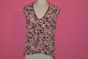 Esprit - Schlupf-Bluse mit Blumenmuster Gr. 40