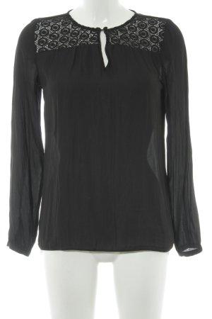 Esprit Slip-over blouse zwart elegant