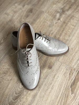 Esprit Schnürschuhe - light grey
