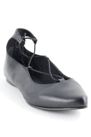 Esprit Schnürschuhe schwarz Elegant
