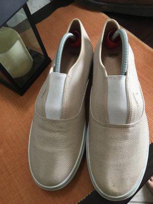 Esprit Schuhe beige