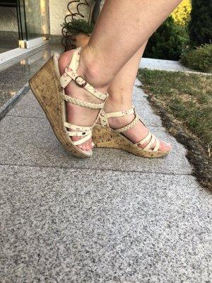 Esprit Schuhe Korkabsatz NEU