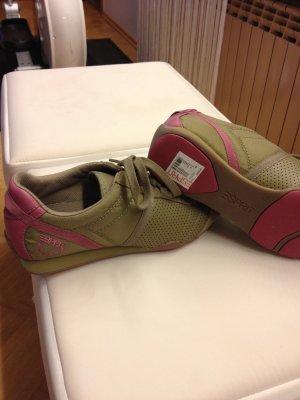 Esprit Schuhe neu in Khaki