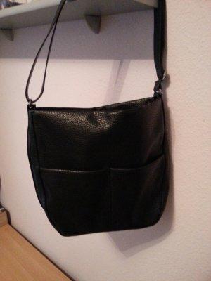 Esprit Schultertasche Paloma schwarz