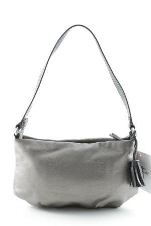 Esprit Borsa a tracolla argento-grigio scuro stile festa