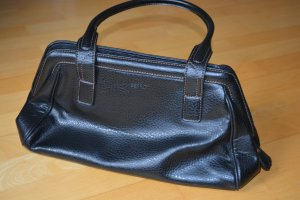 """ESPRIT - schwarze Handtasche im """"Doktorkoffer Stil"""""""