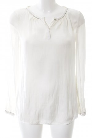 Esprit Silk Blouse natural white casual look