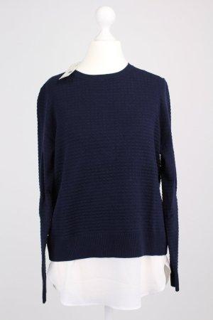 Esprit Shirt blau Größe S