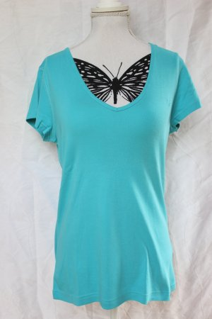 Esprit Shirt Gr. XL blau