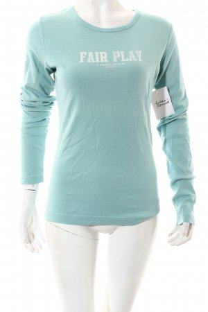 Esprit Shirt hellblau Casual-Look