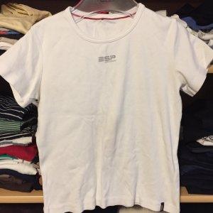 ESPRIT Shirt in Weiß