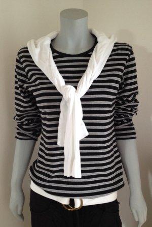 ESPRIT Shirt Ringelshirt Longsleeve Langarmshirt Gr. XL